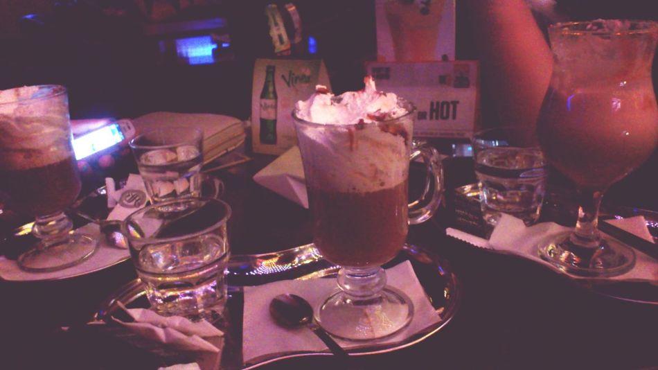 Monaco Bar Chocolate Good Night Friends