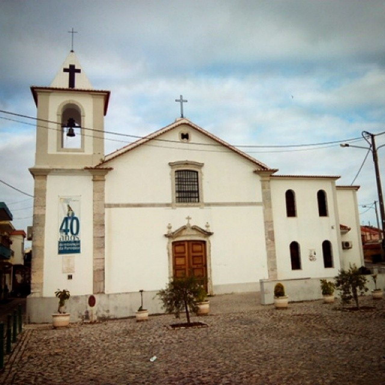 Igreja de Nossa Senhora da Graça Corroios God Church Waw portugal