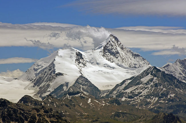 Weisshorn - Wallis - Schweiz Beauty In Nature Idyllic Landscape Majestic Mountain Mountain Range Nature Scenics Schweiz Sky Snow Snowcapped Mountain Swiss Alps Switzerland Tourism Tranquil Scene Tranquility Travel Destinations Wallis Weisshorn White Color