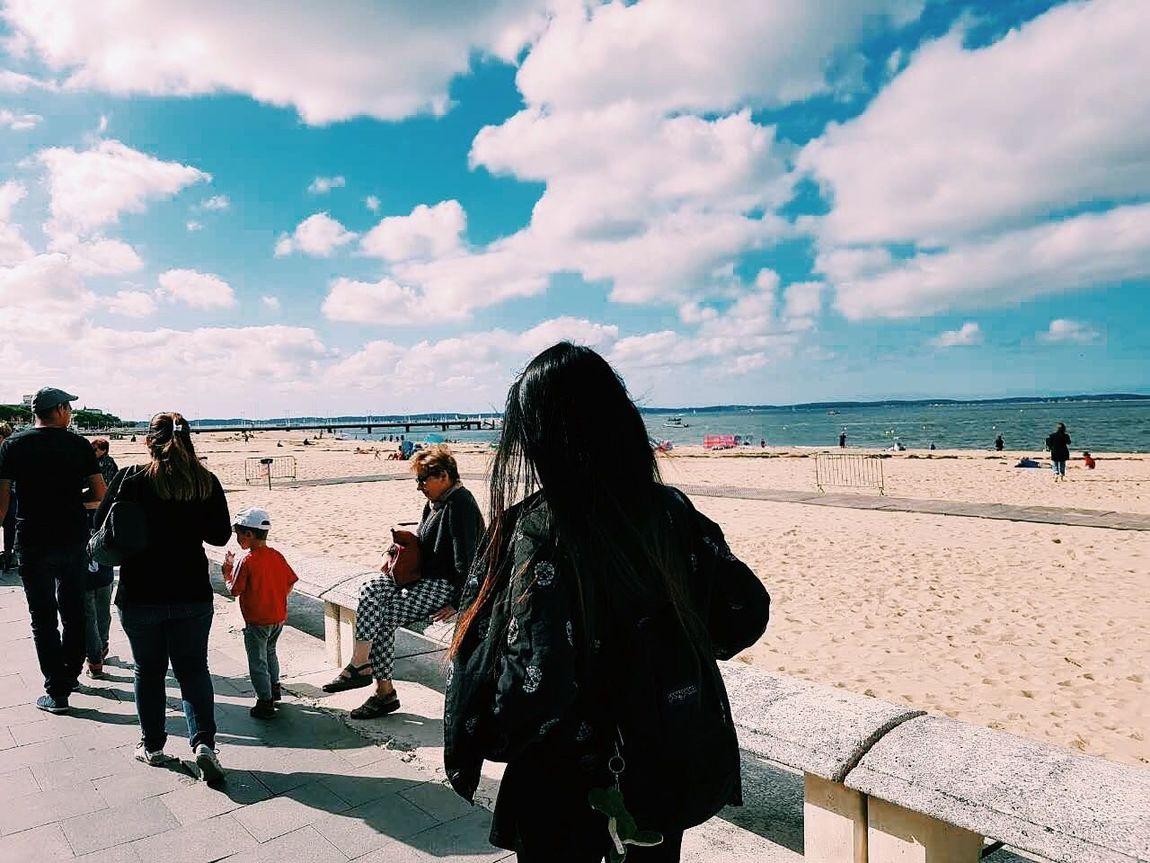 What u see is What u get. Beach