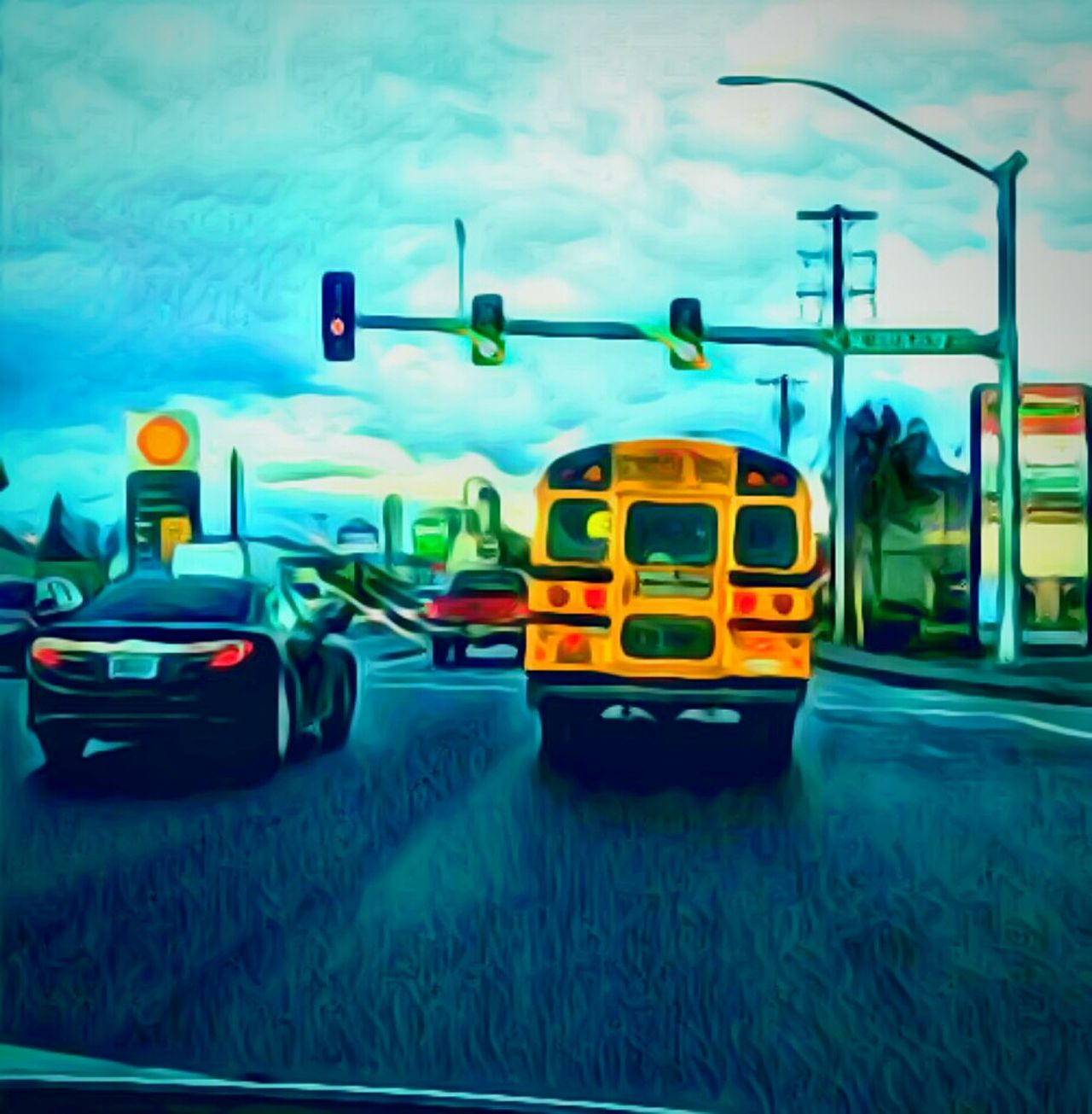 Transportation Mode Of Transport Bus Ride Riding The Bus Cloud - Sky Fall Is Here. How's The Weather Today? The Way Forward The Week On EyeEem EyeEm Best Edits Outdoors Photograpghy  I LOVE PHOTOGRAPHY EyeEm Photo Of The Day Eyeem Market Place EyeEm Master Class Telling Stories Differtenly Multi Colored Photography Outdoors Elementary School Field Trip ♡ Ont The Way Going To School Yellow Bus On Road Vote For HillaryClinton