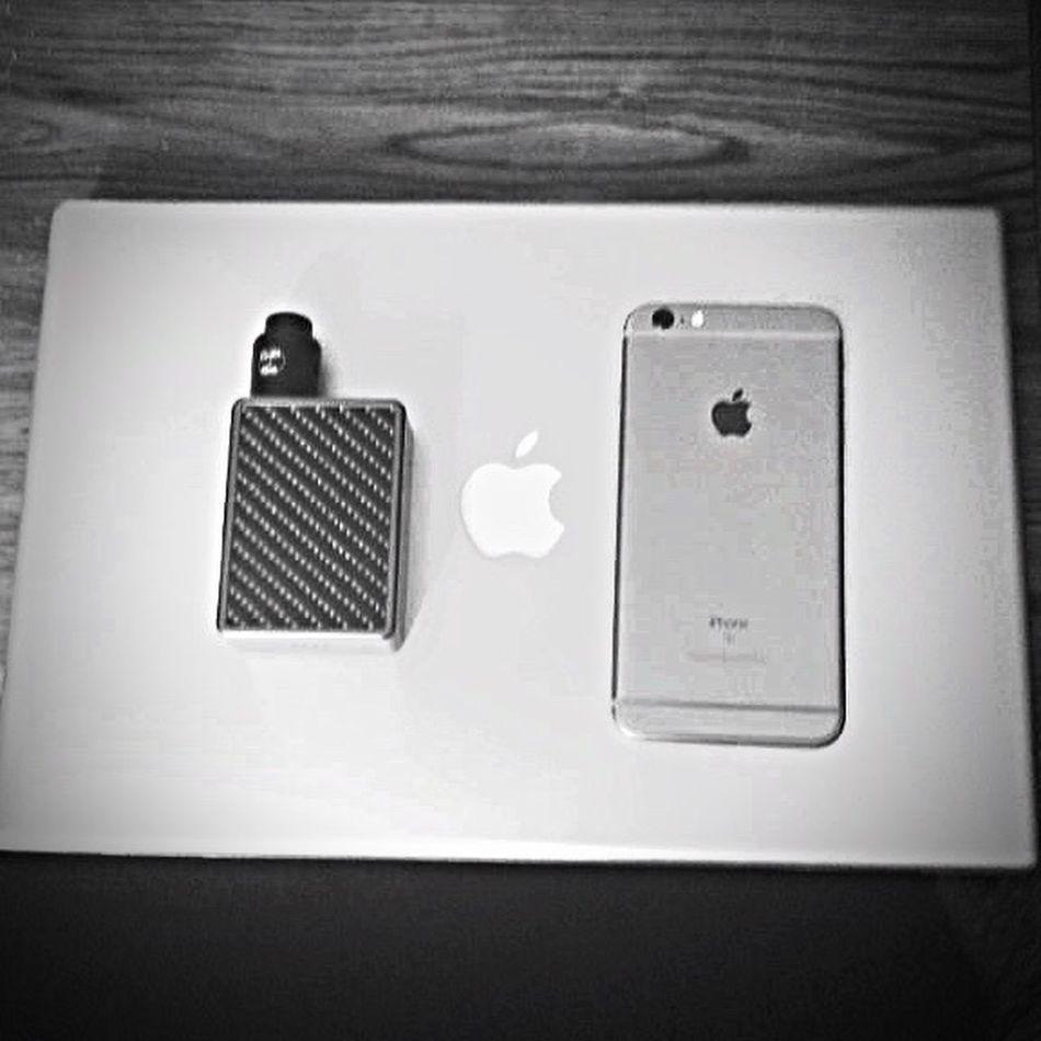 My favorite products Dna200 Iphone6splus MacBookPro Apple Blackandwhite