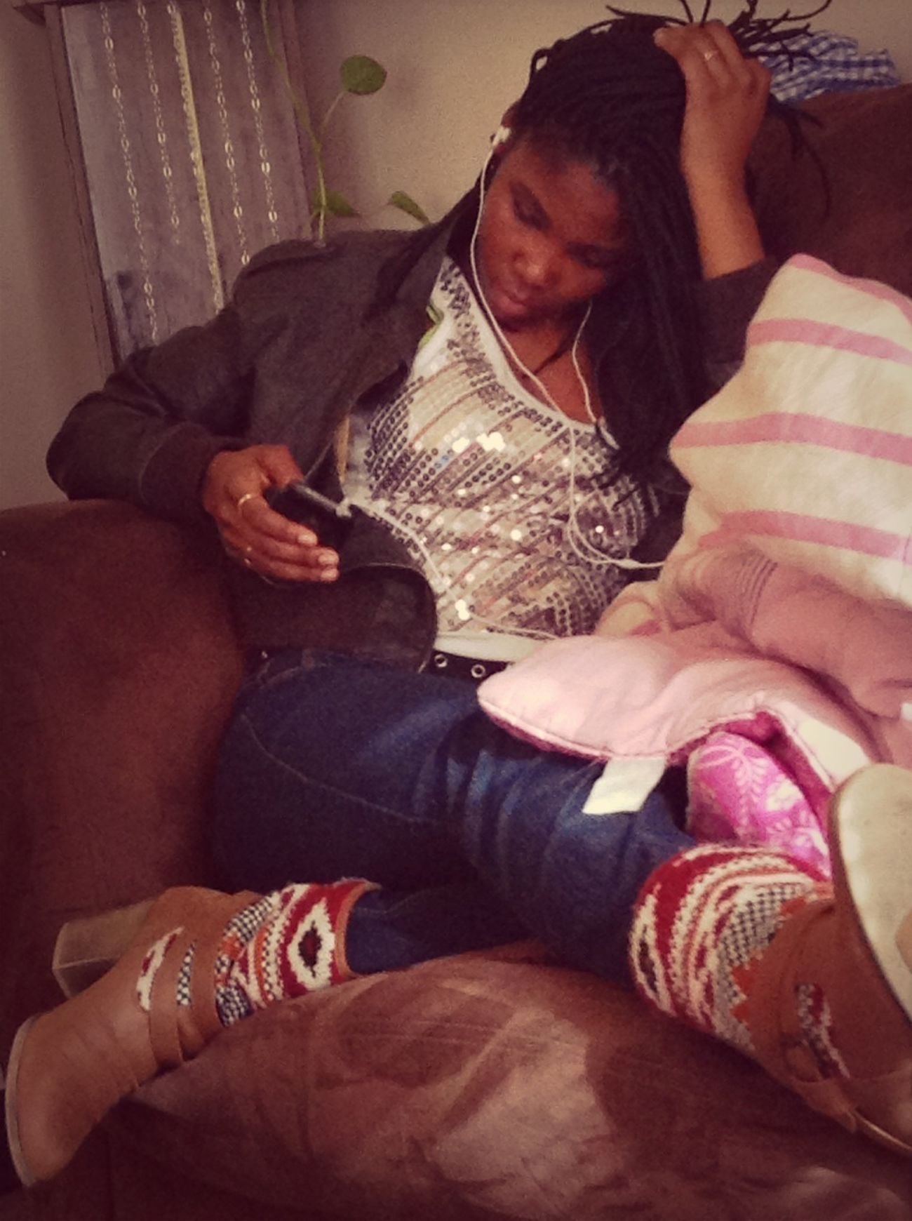 Cauught Chuuu Slippinnn Girllly :)