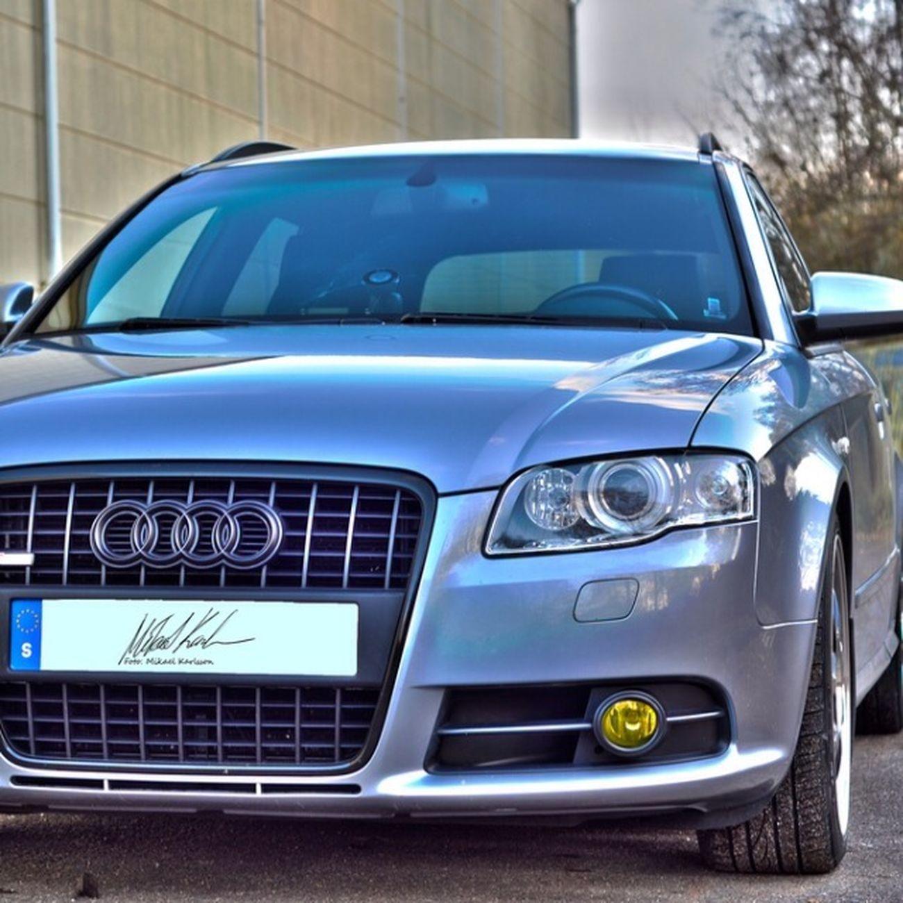 Kunde vara skönt med sommar nu så bilen inte blir skitig så fort man tvättat den. Audi Quattro S-Line Diesel