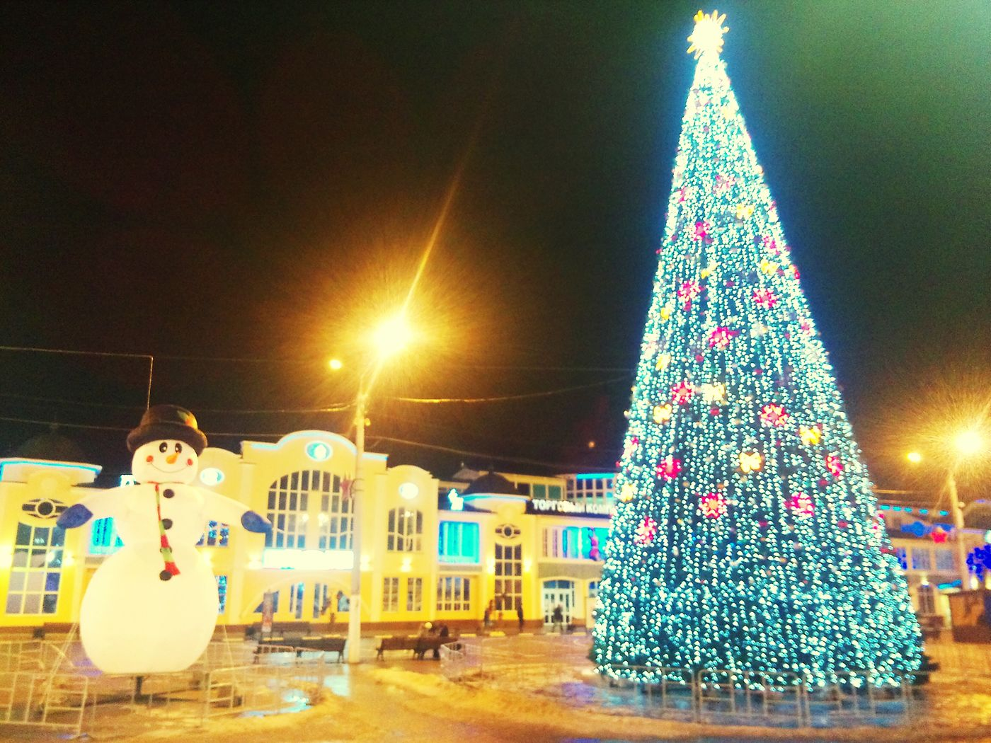 Новый Год на носу ногинск нг2015 новыйгод ёлка First Eyeem Photo