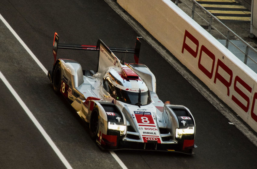 2015  24h Du Mans Competition Dream Come True Endurance Racing Event EventPhotography Go To The Limits High Angle View Le Mans Motorsport No People Pits Racecar Racing Sport Sport Event Up All Night