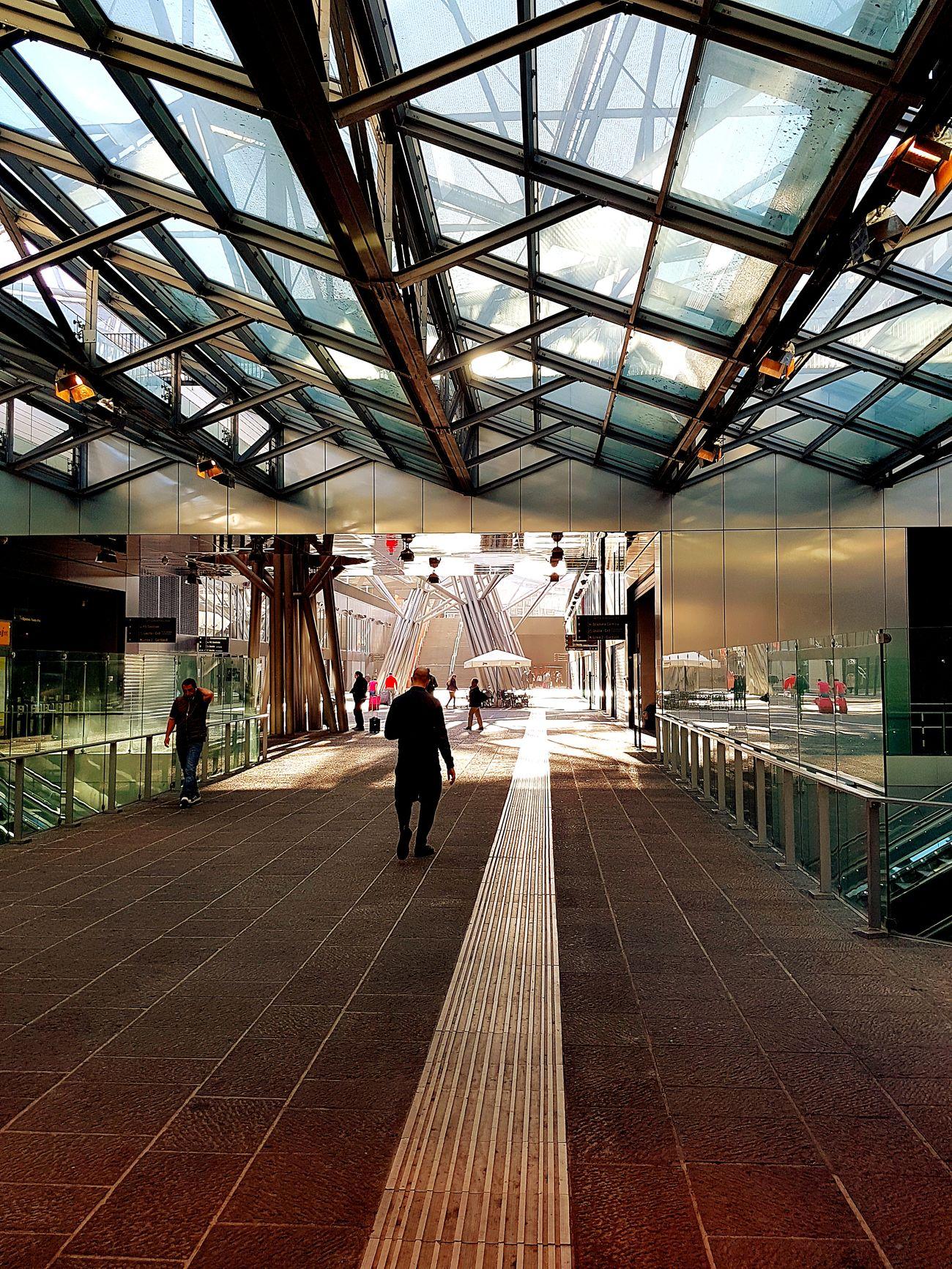 Day Architecture One Man Only Full Length The Architect - 2017 EyeEm Awards Napoli Italy Naples Napoli Metro Metropolitana