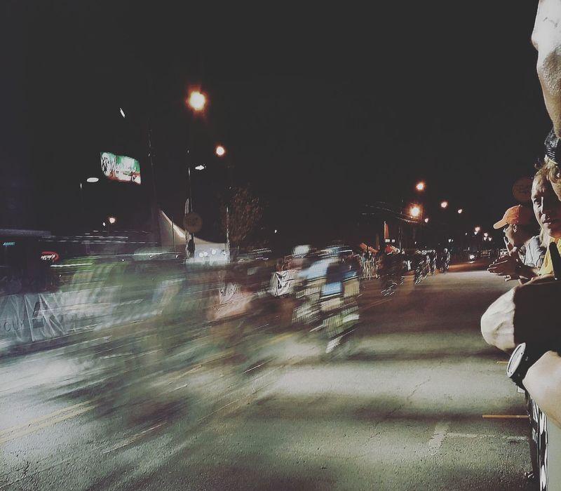 boogity, boogity, biogity!! Night Arts Culture And Entertainment Outdoors The Street Photographer - 2017 EyeEm Awards Crowd Illuminated Cycling Bike Bicycle Roadbike Cycle Fitness Biking Ride Bikes Sport Road Trek Race EyeEm Best Shots Riding Cardio Racing Excercise Nightphotography