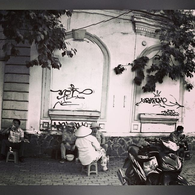 If your are in Saigon or ur a Saigonese you will probably fall in love with the local cafe called Caphesuada . Anoir wenor