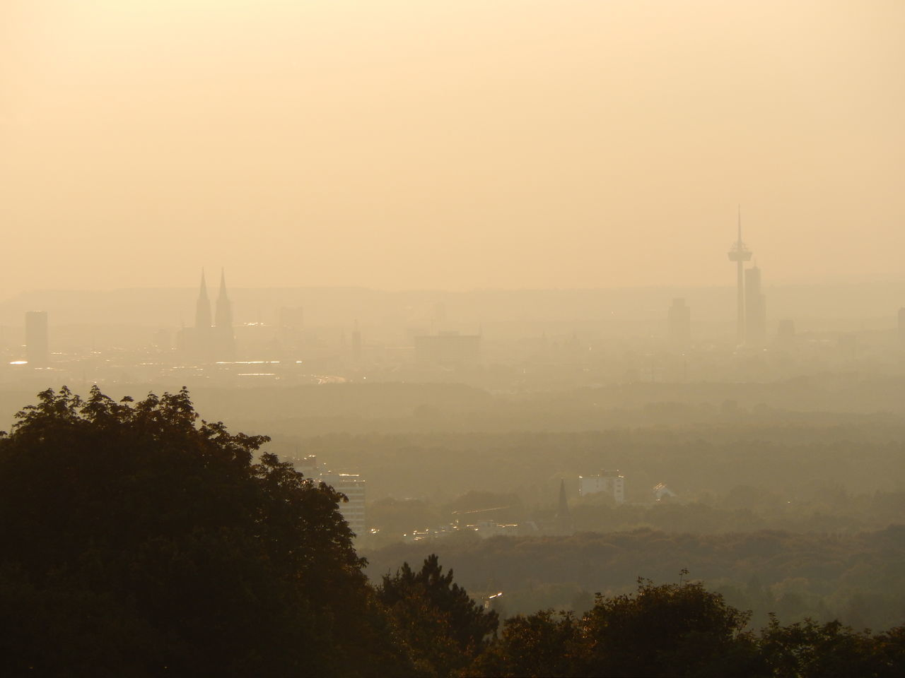 Köln under smog Capital Cities  City City City Against The Light City Life City Under Clouds City Under Smoke Cityscape Cologne Cologne , Köln,  Cologne Cathedral Fog Foggy Köln Kölner Dom Modern No People Outdoors Residential District Sky Smog Smoggy Sky Tower Urban Skyline Weather