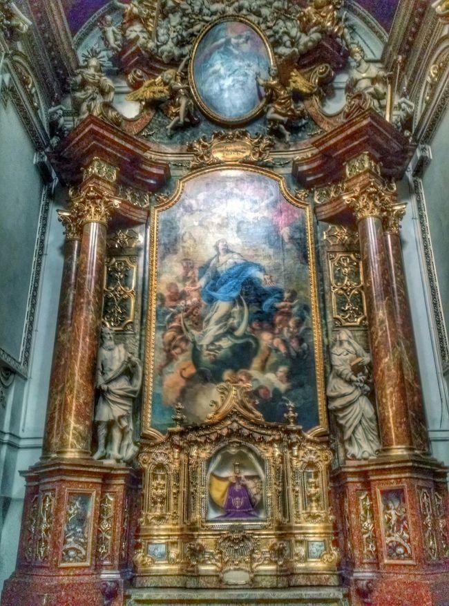 Impressions Franziskaner-church just now. Architecture Vienna Austria .Europe Welcome to Österreich!