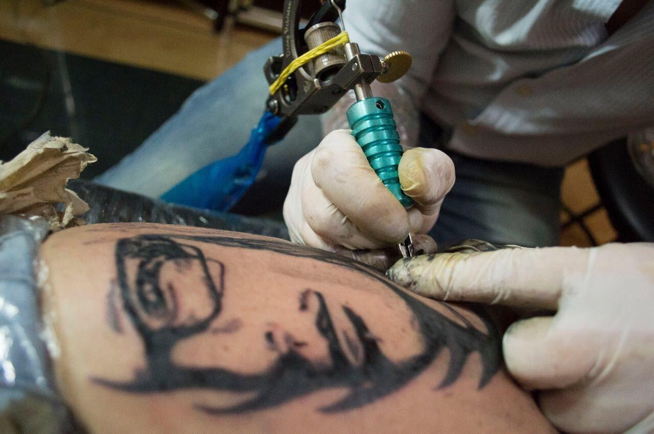 Tattoo Tattoos Jonathandavis Korn Tattooartist