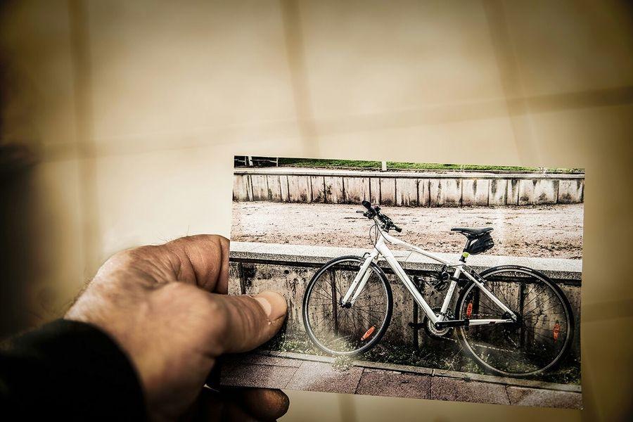 Estoy triste, me han robado mi bici ??? Nikon D610 Bicycles