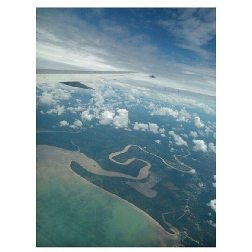 Somewhere above Sarawak Borneo Nofilter Vscocam Vscofile vsco_hub topvsco