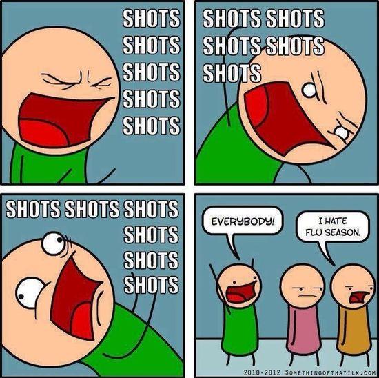 Hahaha shots shots shots!