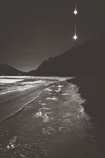 Llac d'Engolasters...Andorra Sky_collection Landscape Tonight Is EyeEm Best Shots - Black + White