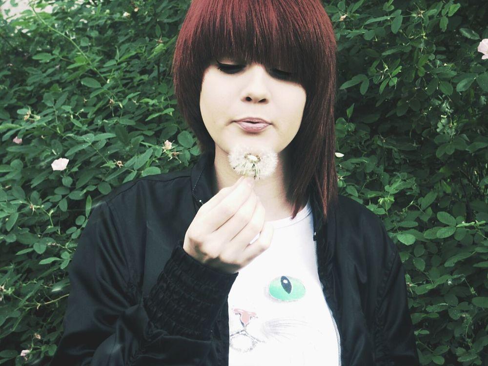 Model Redhead Nice