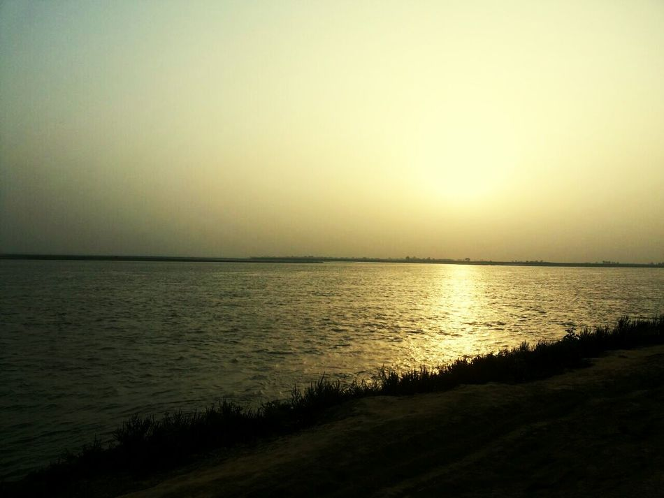 Sunrise Feelingblue Keep Calm And Always Smile Relaxing Relaxedmindbodyandspirit Rekax🔯 Earlymorningwalksss Patna Bihar