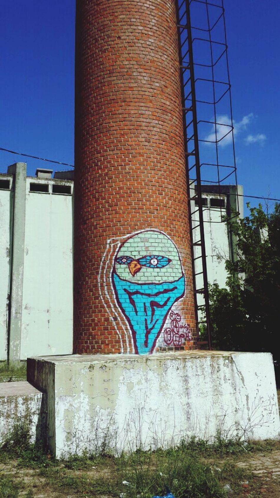 Graffiti'nin gözü üzerimizde Working