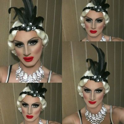 Selfie Gatsby Makeup Popular Photo www.crystalshow.com.ua