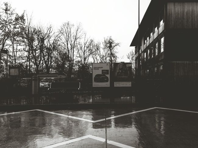 Regenwetter Blackandwhite Streetphotography Rainy Days Zurich, Switzerland
