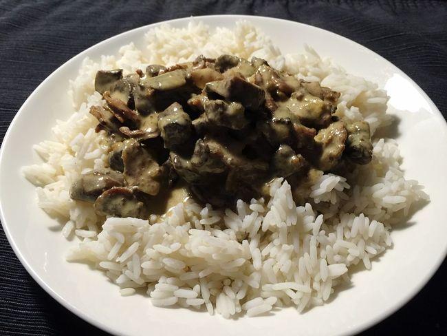 Kidney Stew food Meal