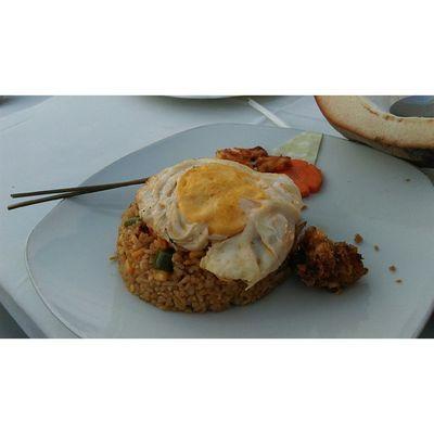 Nasi Goreng Seafood Bali dinner nofilter foodporn