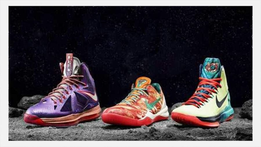 The kobes are the best ones AllStarshoes