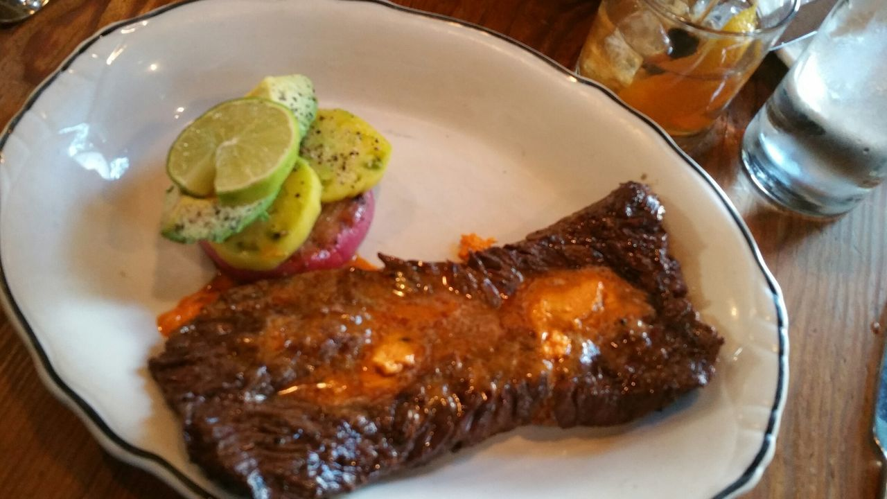 Food Photography Steaks BBQ Hangar Steak