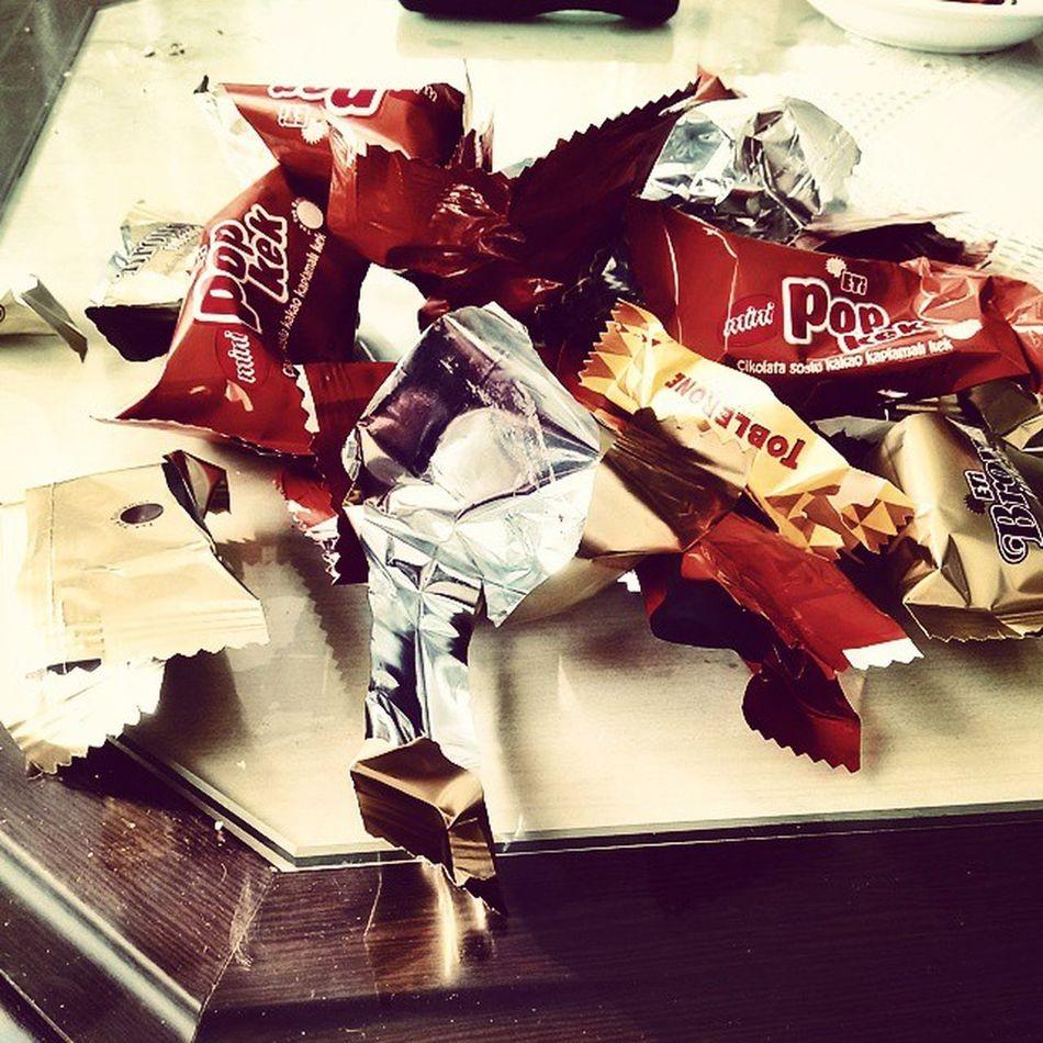 Bayram Aburcubur Kek çikolata mutluluk