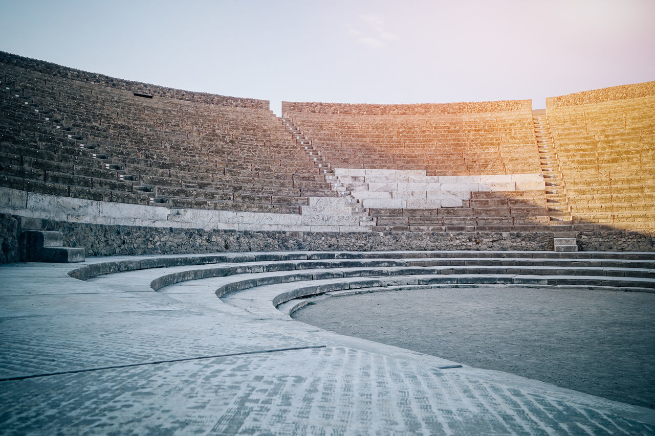 Beautiful stock photos of pompeii, Amphitheater, Ancient, Ancient Civilization, Ancient Rome