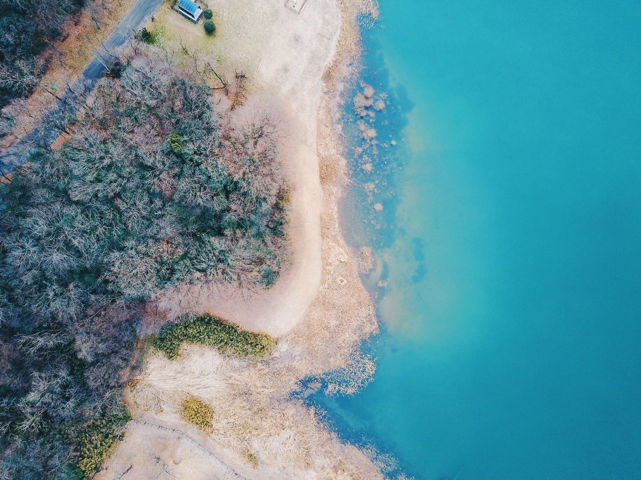 Nature Beauty In Nature Tranquility Day Water Non-urban Scene Clear Sky Physical Geography Outdoors Landscape No People Sky Hot Spring Power In Nature Geyser Erupting Drone  Dronephotography Drone  Aerial View Aerial Shot Aerial Photography Aerospace Industry Vscocam VSCO Flying High