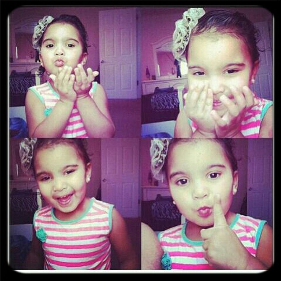 That U Have The Most Ameizing Daughter In The World I Am In Love