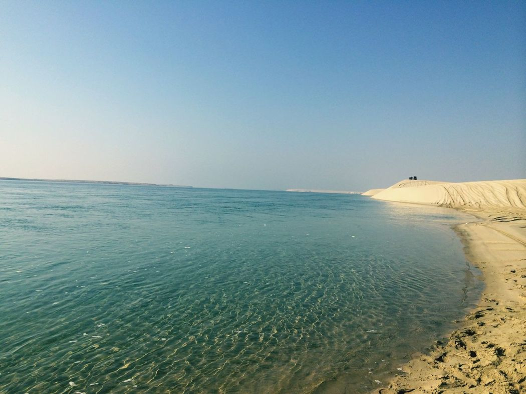 Seto Inland Sea Persian Gulf Qatarphoto1 I ❤ Qatar Qatar Sea Sand Blue Sea Breathtaking Camping