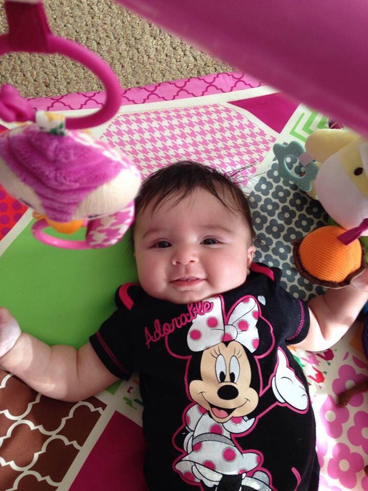 Niece 💕 Angelina Baby BabySmiles Babygirl Adorable Socute💕 ILoveMyNiece Hello World Cheese! Check This Out LongIslandNY