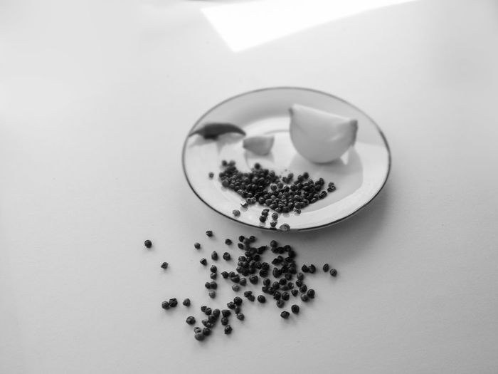 Food Alimentation Black And White Photography Close Up Food And Drinks Kitchen Meditmediterranean Cuisine No People Oil Olive Spices Still Life Still Life Food Table