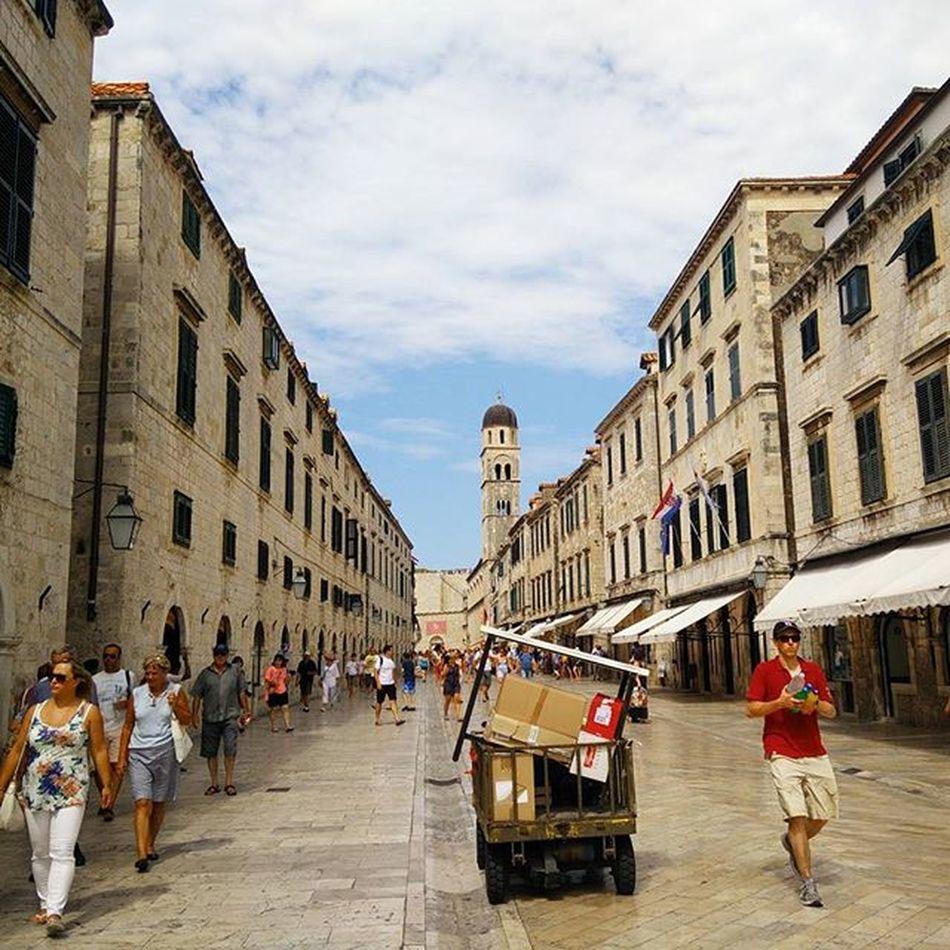 Sultry Dubrovnik. Dubrovnik Theoldcity Got Croatia Onepluslife Oneplustech
