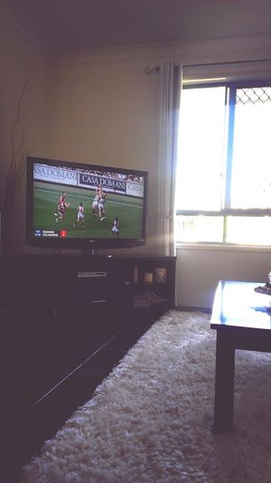 footy time!