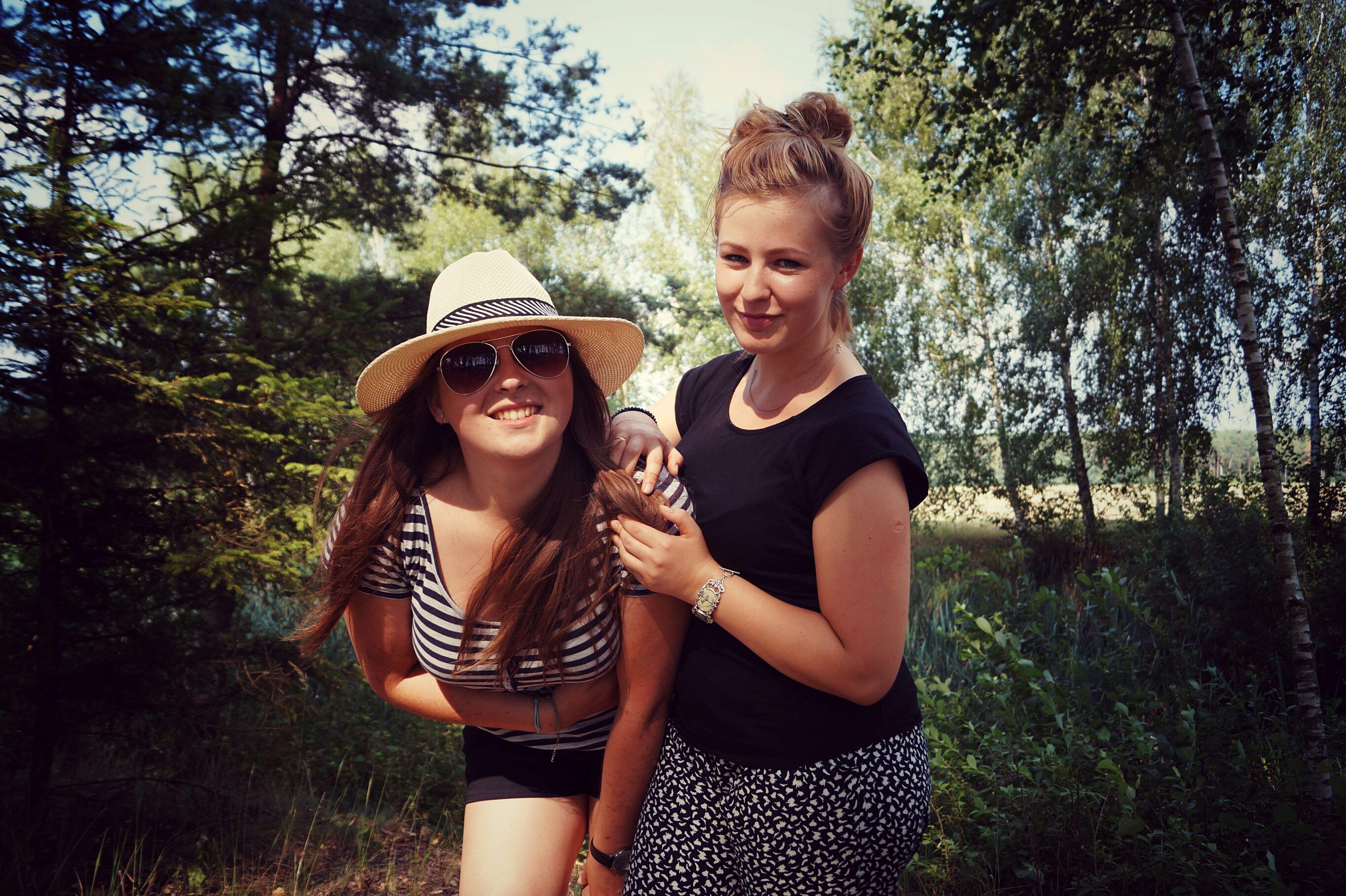With Karolina (Caroline) Bestfriend Polishgirls Summer2015 Meeting Friends 😊👩👩☀