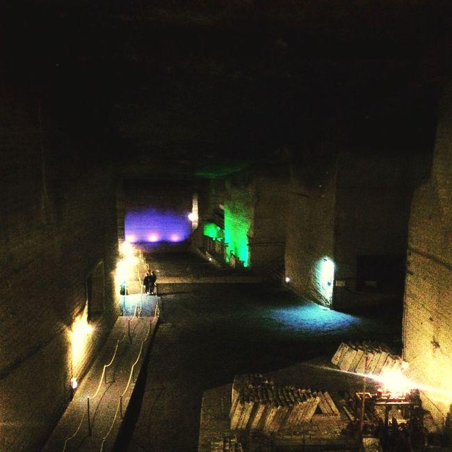 Japan 宇都宮 大谷採石場 Ohyaunderground Utsunomiya 大谷石 Underground 地底 Quarry Industrial Heritage