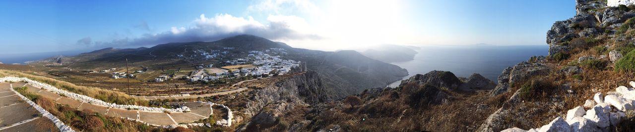 Greece Cyclades Folegandros Hiking Wanderlust