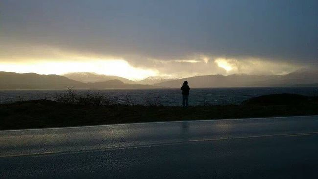 Check This Out Relaxing Atlanticroad Water Norway Sky And Clouds Visitnorway That's Me