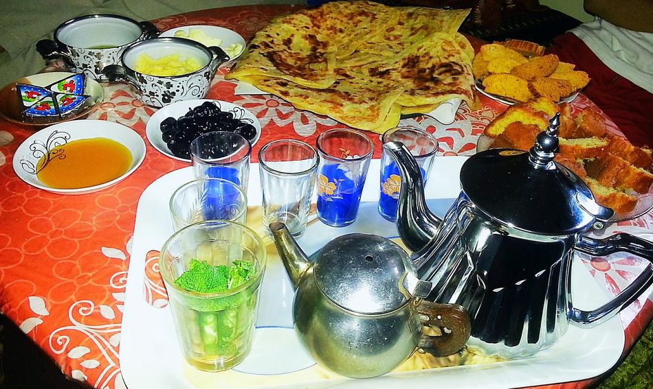 relaxing at home ,eating , drinking , happy BreakfastTime  Cola Couscous Time  Drink Eating Healthy Home Tea Time WanDerFull