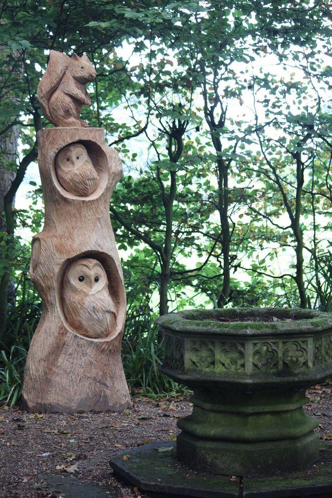 Burton Agnes Hall Yorkshire Wood Carving