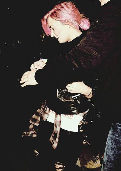 the queen Demi Lovato