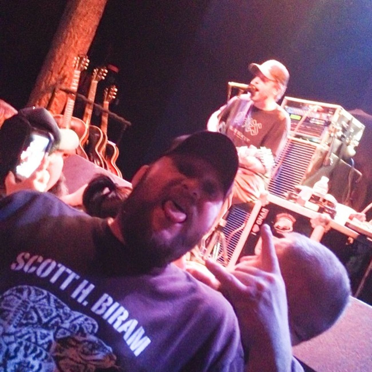 And yea, my little bro at the Scott Biram concert at Trees in Dallas. Haha 😃 Scottbiram Treesdallas Dallas Texas texasmusic