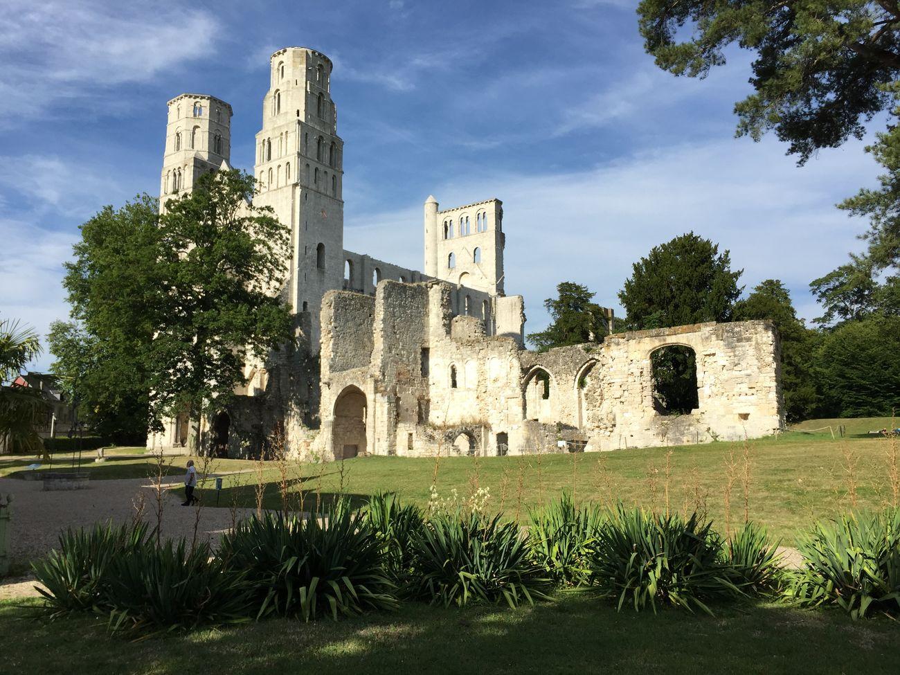 L'Abbaye le 2 Août 2015 Normandie France