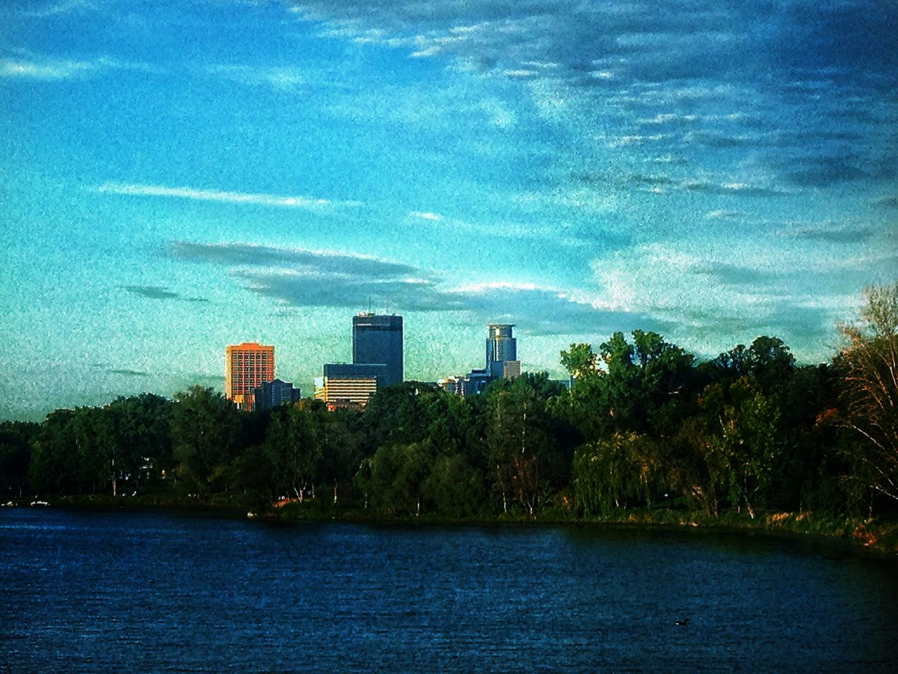 Lake Of The Isles City Of Lakes Minneapolis Urbanscape Urbanphotography Urban Landscape Urban Photography Skyline Cityscapes Sky And Clouds