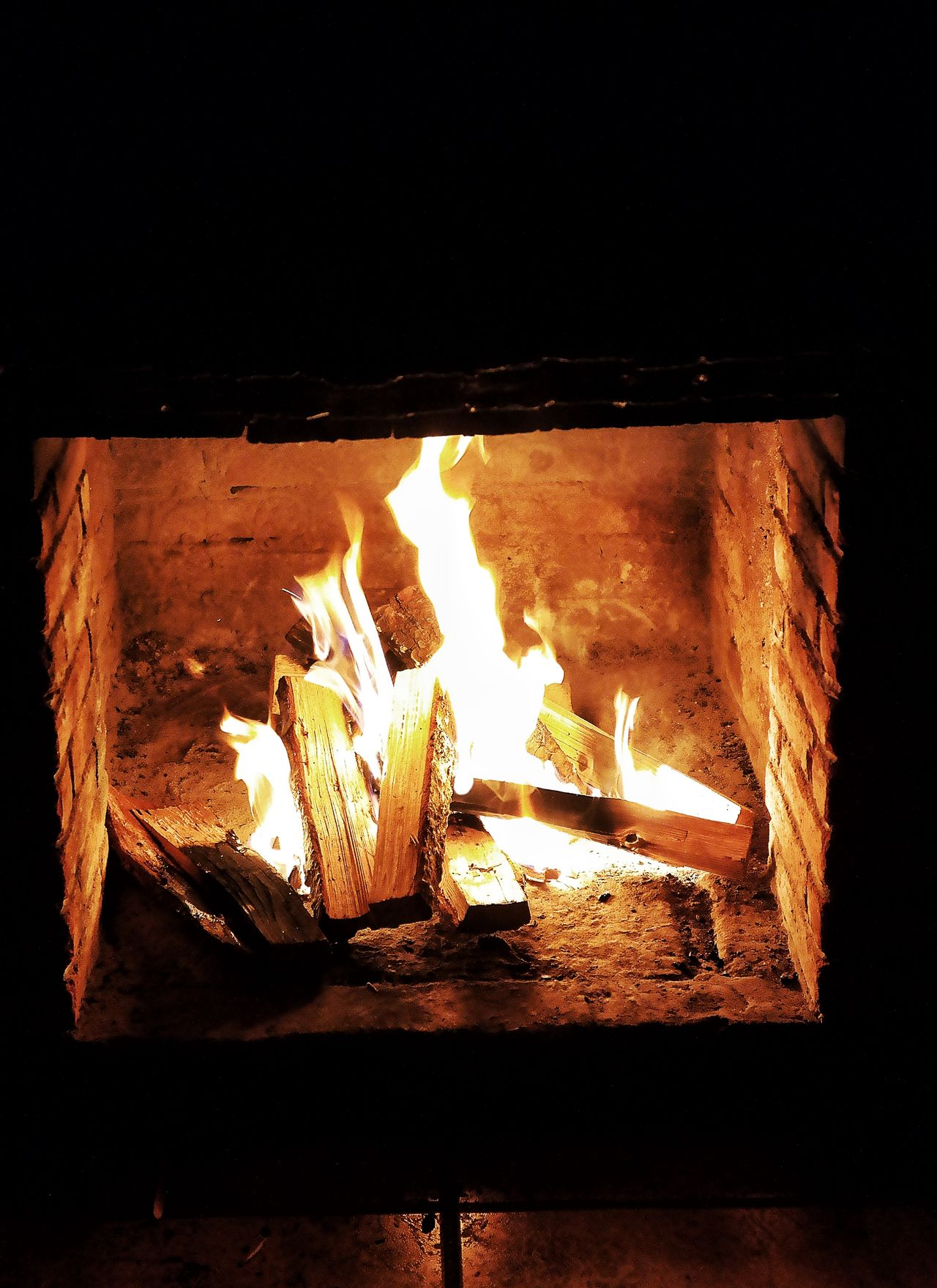 Beautiful stock photos of fireplace, Burning, Fire - Natural Phenomenon, Fire Place, Flame