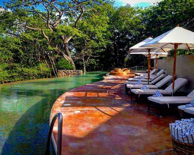 Luxury Andaz Papagayo Costa Rica Explore Earthporn Jet Afar Traveling Travel